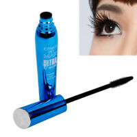 3D Silk Fiber Lash Mascara Waterproof Thicker Eyelash Extension Volume new