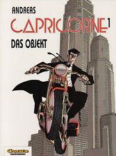 CAPRICORNE - Band 1: DAS OBJEKT - von Andreas - Carlsen Comics - Rarität - neu
