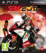 SBK 2011: FIM Superbike World Championship ~ PS3 (in Great Condition)