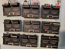 LOT 9x Cognex 800-5712-2A Vision Processor I/O Expansion Module 200-142-1C