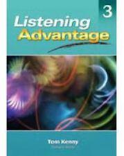 Listening Advantage 3: Text with Audio CD (Listening Advantages)