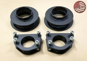 """[SR] FRONT & REAR Coil Spacer 2.0"""" Leveling Lift Kit for 02-07 Jeep Liberty KJ"""