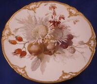 Amazing Antique KPM Berlin Porcelain Neuzierat Design Plate Porzellan Teller #2