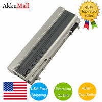 Battery for Dell Latitude E6400 E6410 E6410/E6400 ATG E6500 E6510 312-0749 PT434