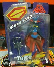 G-Force Battle of the Planets Zoltar NEW/Nuovo