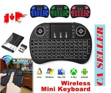 NEW Mini Keyboard Rii i8 Air Wireless Mouse Keypad Remote Control Android TV Box