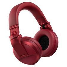 Pioneer Bluetooth Inalámbrico Auriculares Dj HDJ-X5BT-R Metálico Rojo de en Caja