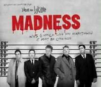 """MADNESS """"NW5 (I WOULD GIVE YOU EVERYTHING)"""" CD SINGLE"""
