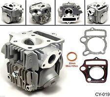 70cc Head Assembly Kit for CHINESE ATV Go Kart Dirt Bike Mini Chopper Pit Bike