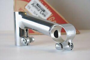 Saddle stem tube 25 mm chrome steel vintage 105 gr l 195 mm