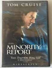 Minority Report Dvd. Tom Cruise New