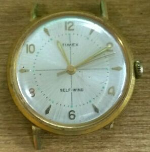 Running Times Automatic Men's Wristwatch - Watchmaker Replacement Part
