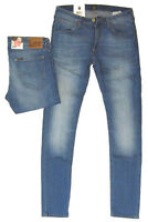 Lee Vaqueros Luke Slim Fit Moderno Tapered W 28 29 30 31 34 Producto Nuevo