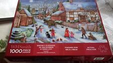 WH Smith Snowy soirée Puzzle