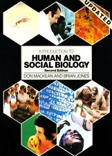 Introduction to Human and Social Biology,Brian Jones, D. G. Mackean