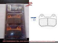 pastiglie freno moto Bmw K R 1200 Carbone Lorraine RX3 sintered 2987 RX