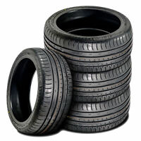 4 New Accelera Phi 225/45ZR17 225/45R17 94W XL A/S High Performance Tires