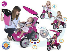 Baby Trike Easy Revolution Pink -The Trike that Grows with your Child