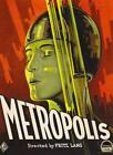 METROPOLIS- Canvas print Vintage movie poster - 45cm Fritz Lang