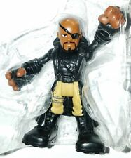 "PlaySkool Heroes NICK FURY 2.5"" Figure Marvel Super Hero Squad Avengers"