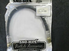 Sno-Way Car & Truck Snow Plows & Parts for sale | eBay on