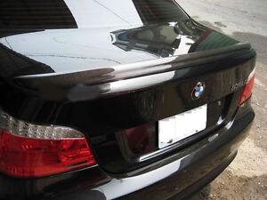 Carbon BMW E60 Trunk Deck Lip Spoiler M5 Type 528i 535i 525i 530i 550i 04-10