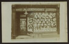 Glos BRISTOL Stapleton Rd Shop Front Knight RP PPC