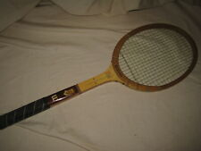 Wilson Stylist Tony Trabert Strata Bow Wood Tennis Racquet Vintage