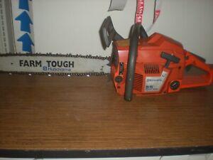 "18"" Husqvarna 55 rancher chainsaw"