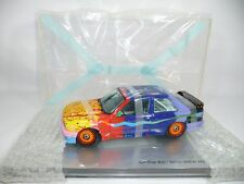 BMW ART CAR M3 E30 GRUPPE A KEN DONE 1:18 MINICHAMPS DEALER VERY RARE