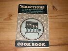 old 1922 INSTRUCTION Manual & COOKBOOK ** New Perfection ** Kerosene OIL STOVES photo