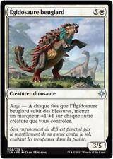 MTG Magic XLN - (x4) Bellowing Aegisaur/Égidosaure beuglard, French/VF