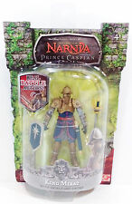 2007 THE CHRONICLES OF NARNIA PRINCE CASPIAN KING MIRAZ BRAND NEW