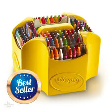 152 Crayons + Holder Box Storage Organizer Caddy Case Set Crayola Art Marker