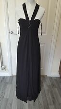 BNWOT Ladies Maxi Long Evening Summer Ball Gown Formal Dress S 8 Debenhams Style