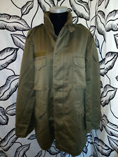 "German Heereseigentum Military Coat Large 48"" chest"