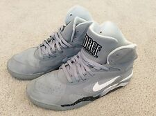 NIKE 2012 AIR FORCE MAX 180 WH/BLK/WOLF GR, SZ  13, 537330 010