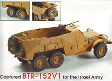 Skif — BTR-152V1 captured Israel — Plastic model kit 1:35 Scale MK234
