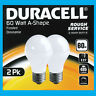 8x 60W Dimmable Pearl Frosted GLS Incandescent Light Bulbs ES E27 Screw Lamps
