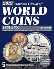 KRAUSE 2019 Standard Catalog of World Coins 1901-2000 (46th ed) digital book
