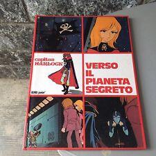 Vintage#1979 CAPITAN HARLOCK VERSO IL PIANETA SEGRETO #KYAPUTEN HAROKKU