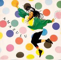 "AMAZULU Excitable 1985 UK 3-track 12"" vinyl single EXCELLENT CONDITION"