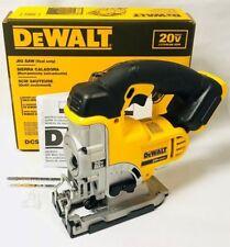 Dewalt DCS331N 18V XR Li-ion Jigsaw Bare Unit with 31pcs Screwdriver Bit Set