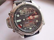Citizen Aqualand Divers C500 Promaster 200M ** Diving Watch** GOOD Condition