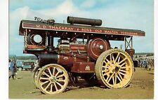 EVENING STAR Fowler Showmans Engine No.14862 ;POSTCARD