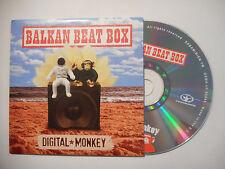 BALKAN BEAT BOX : DIGITAL MONKEY ♦ CD SINGLE PORT GRATUIT ♦