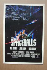 Spaceballs  Lobby Card Movie Poster  #2 John Candy Mel Brooks
