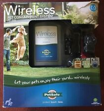 SALE! Petsafe wireless dog fence system system PIF-300 ~Open Box -Trusted seller
