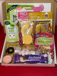 Personalised Hamper Pamper For Her Birthday Letterbox Friend Self Care Gift Box