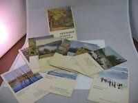 Vintage 1968 Russia Postcards Set пейзажи нашей родины Landscapes of Our Country
